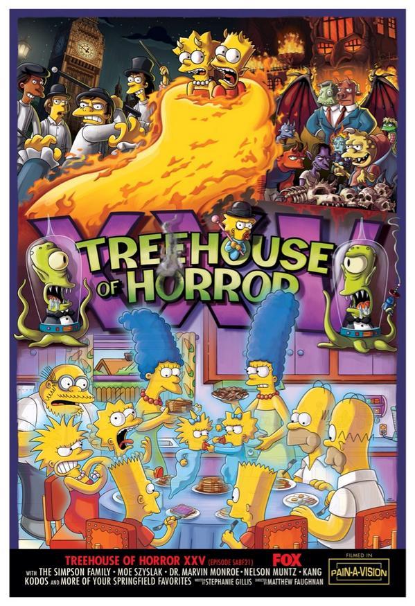 Treehouse of Horror XXV promo poster.jpg
