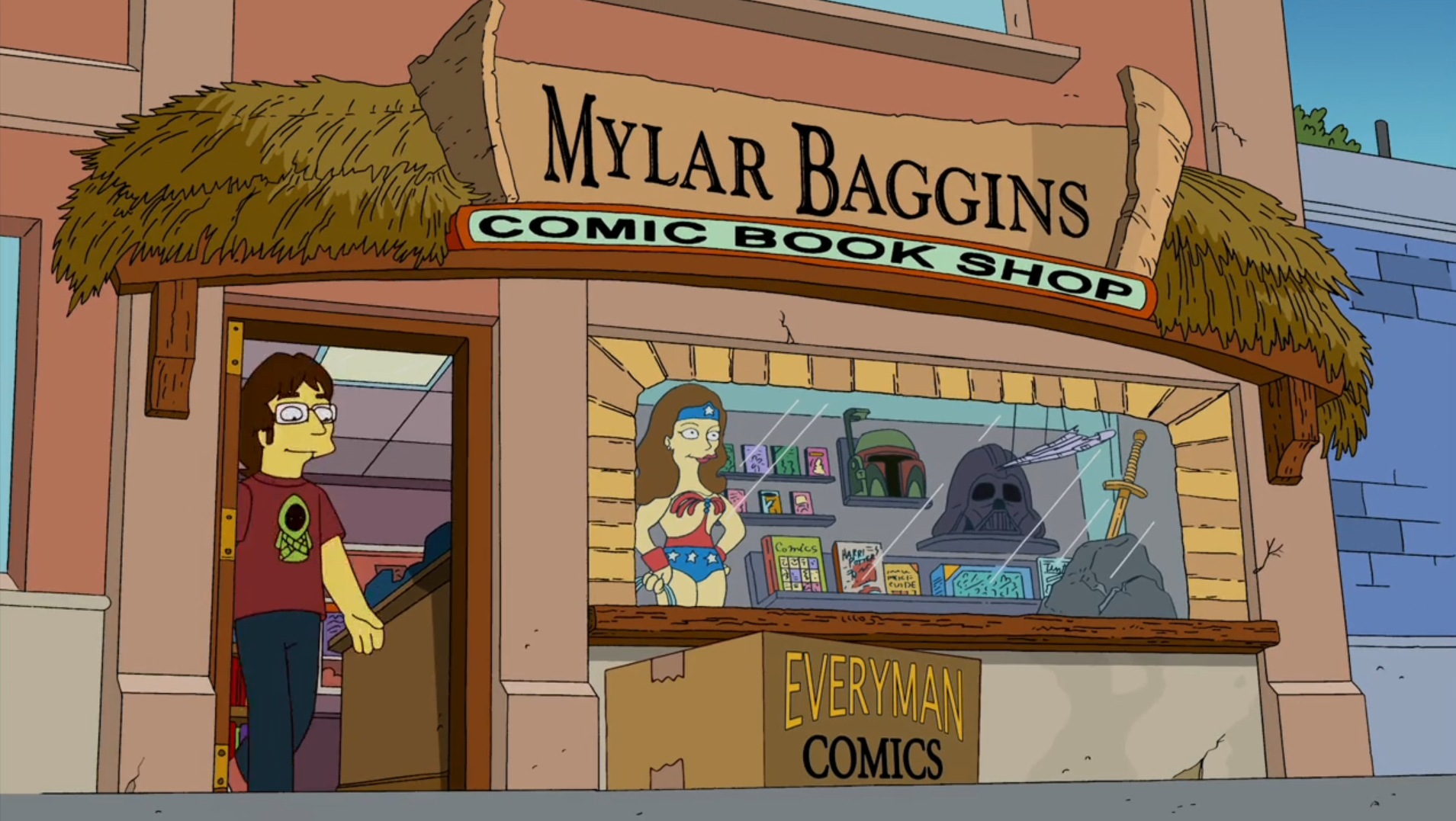 Mylar Baggins Comic Book Shop.png