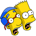 Tapped Out Bart and Milhouse Icon.png