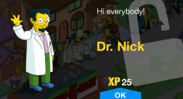 Tapped Out Dr. Nick New Character.png