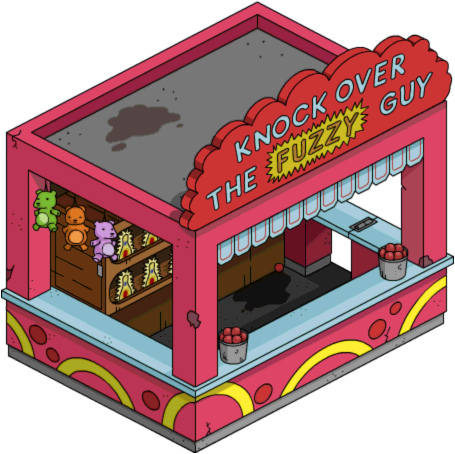 Tapped Out Knock Over the Fuzzy Guy.png