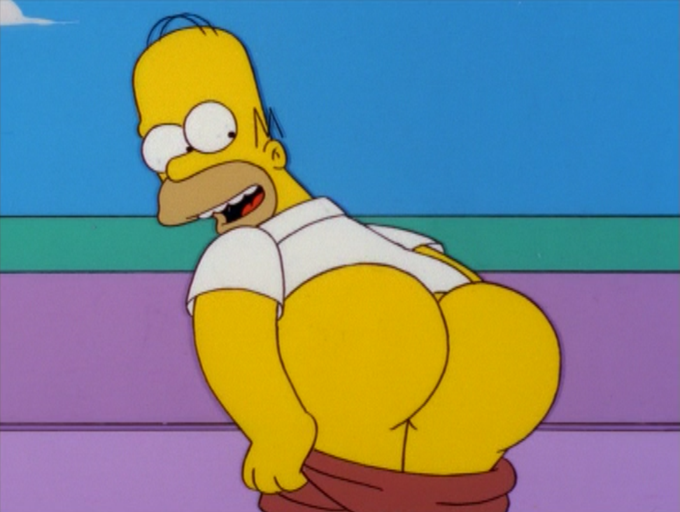Alone Again, Natura-Diddily Homer.png