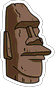 Easter Island God Icon.png