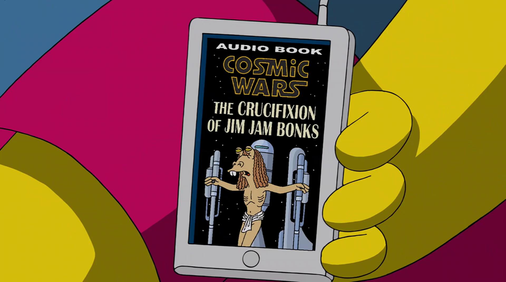 Cosmic Wars The Crucifixion of Jim Jam Bonks.png