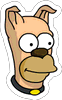 Tapped Out Homer Dog Icon.png