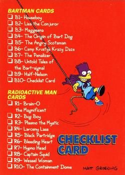 B10 Checklist Card (Skybox 1994) front.jpg