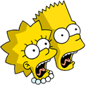 Tapped Out Bart and Lisa Icon.png