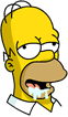 Tapped Out Homer Icon - Drool.png