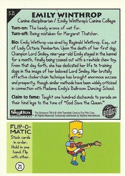 S21 Emily Winthrop (Skybox 1994) back.jpg