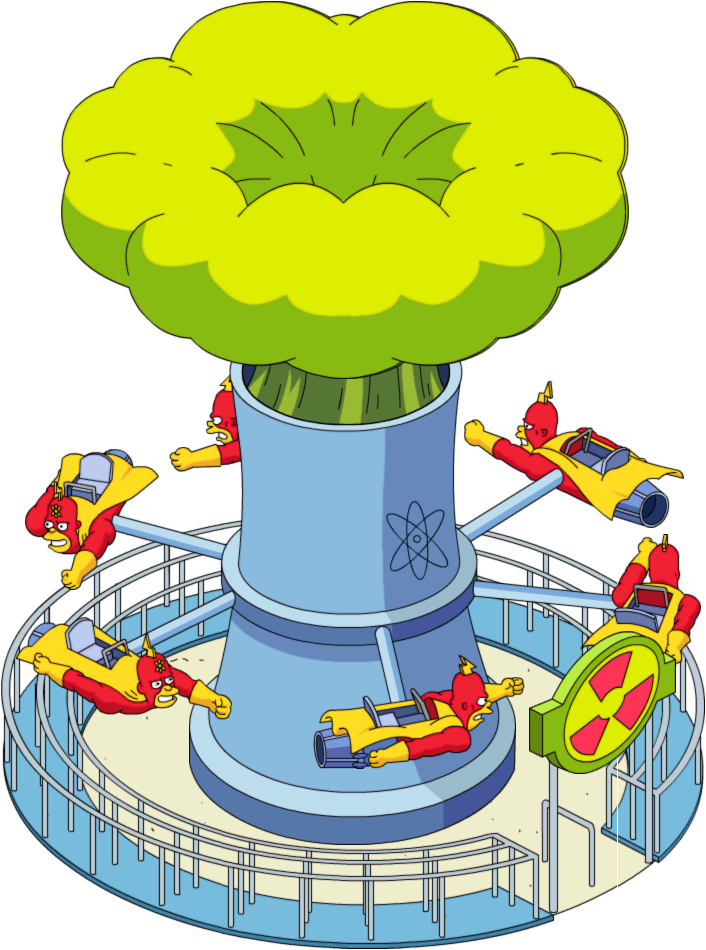 Tapped Out Radioactive Man the Ride.png