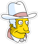Tapped Out The Rich Texan Icon.png