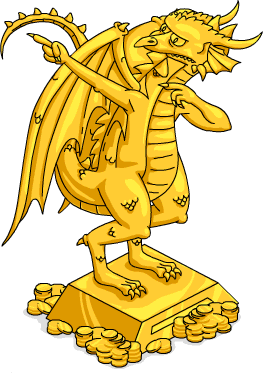 Burns Dragon Statue.png