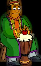 Tapped Out Kwanzaa Dr. Hibbert Celebrate Kwanzaa All Night.png
