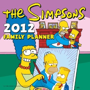 The Simpsons 2012 Family Planner.jpg