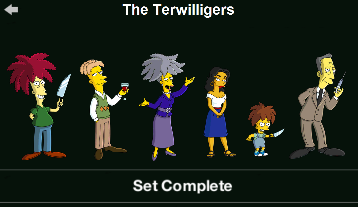 TSTO The Terwilligers Collection.png