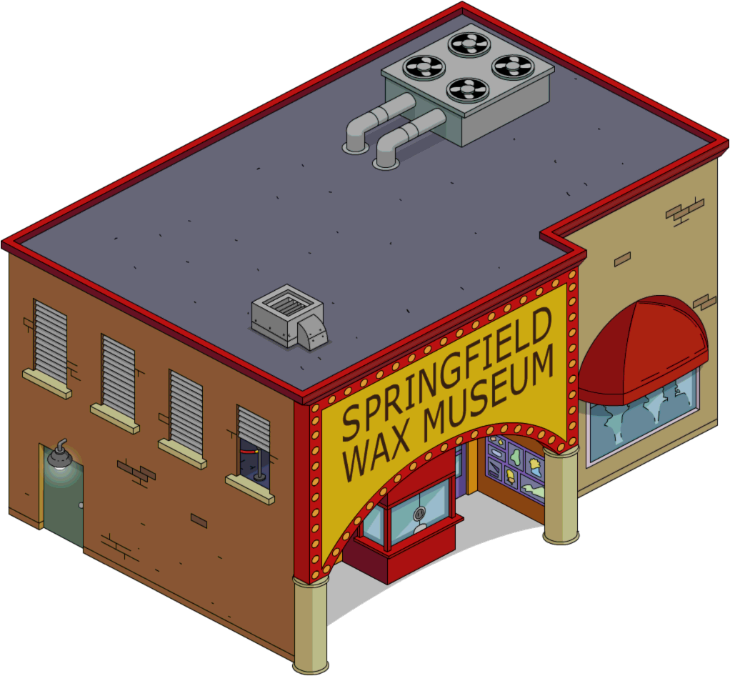 Tapped out Springfield wax museum.png
