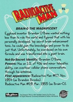 R1 Brain-O the Magnificent (Skybox 1994) back.jpg