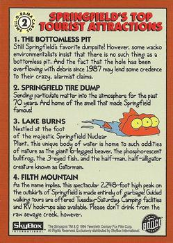 2 Springfield's Top Tourist Attractions (Skybox 1994) back.jpg