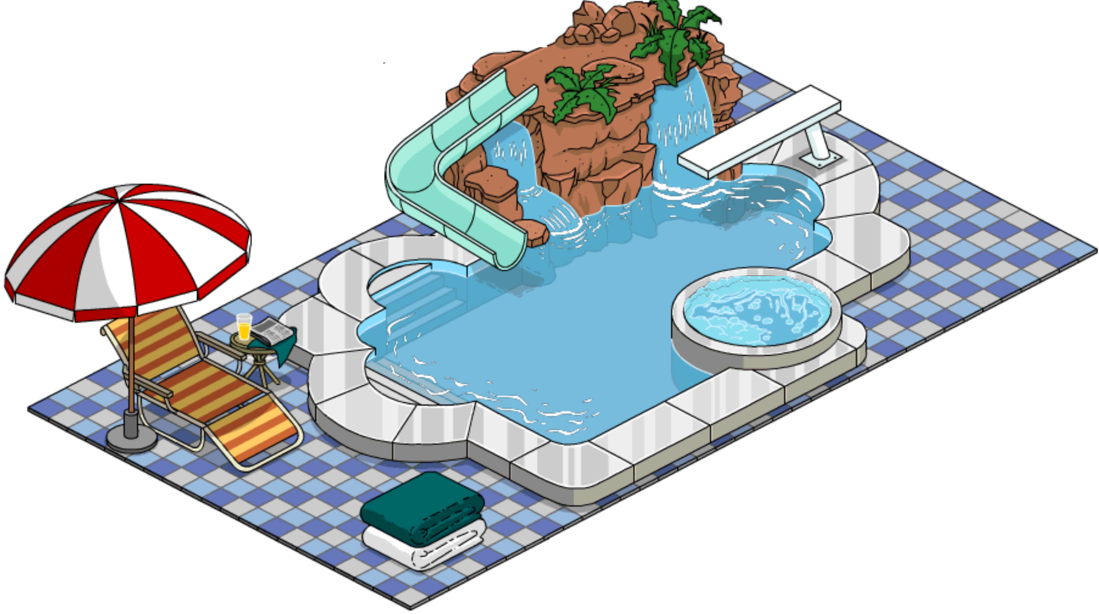 Tapped Out Luxury Pool.png