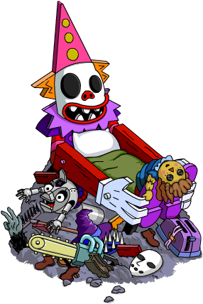 Tapped Out Nightmare Pile.png