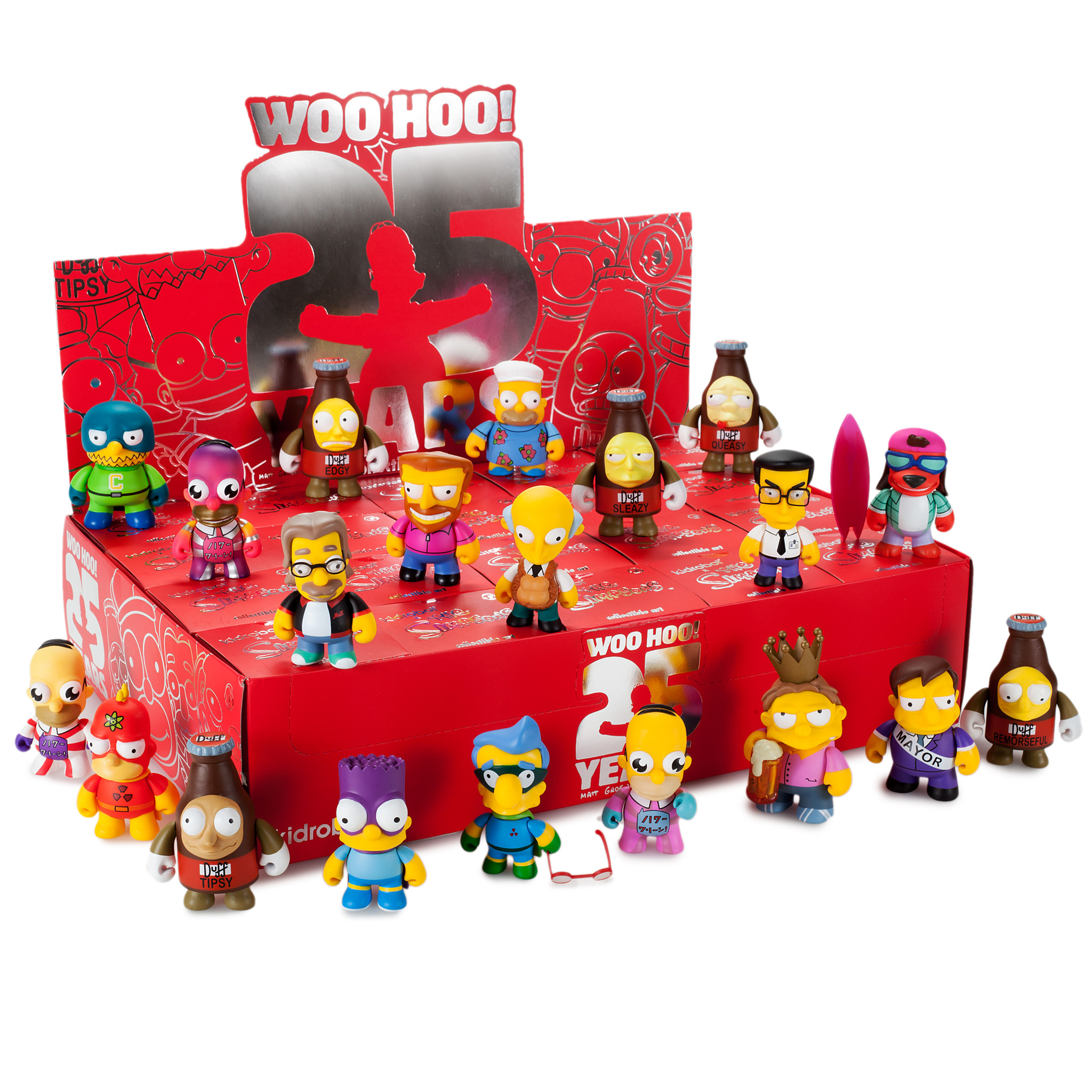 Kidrobot The Simpson's 25th Anniversary Mini Series.jpg
