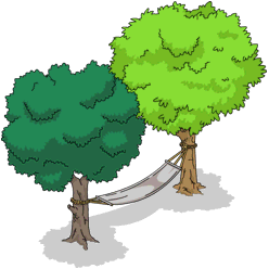 Tapped Out Homer's Hammock.png