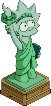 Tapped Out Lisa statue.png