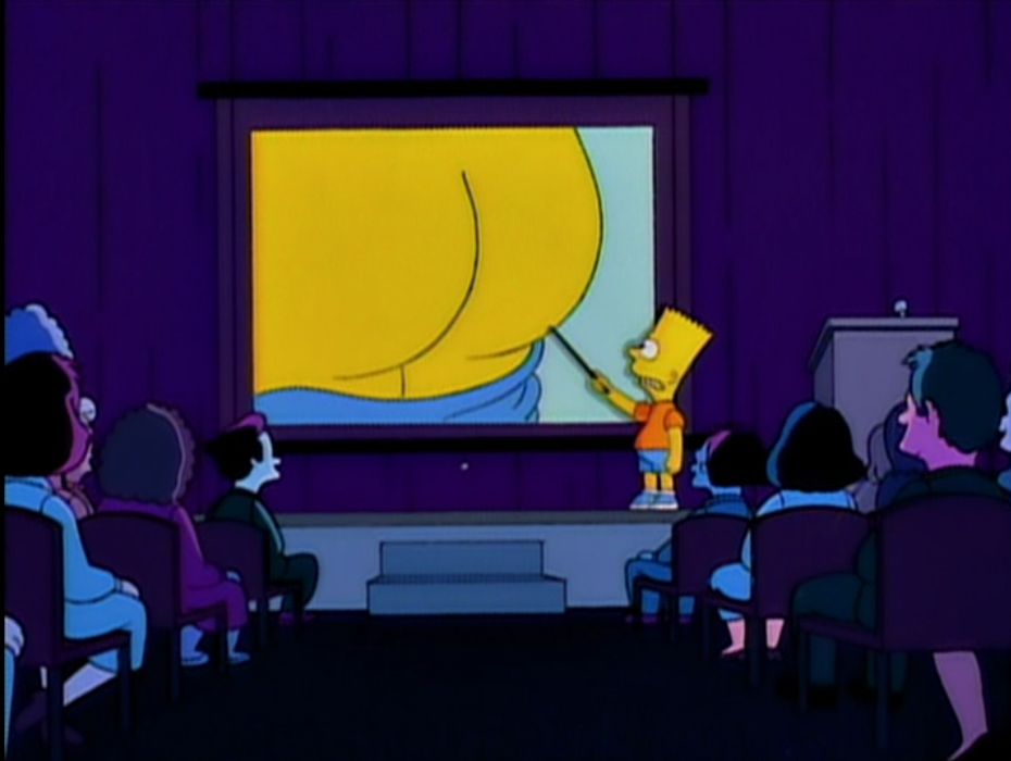 A Star Is Burns bart.png