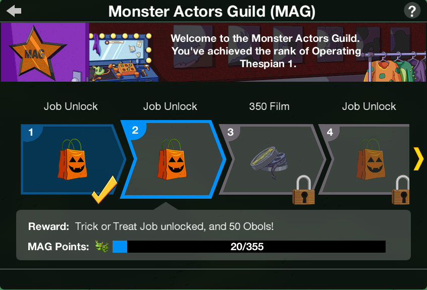 Monster Actors Guild (MAG) Prizes.png