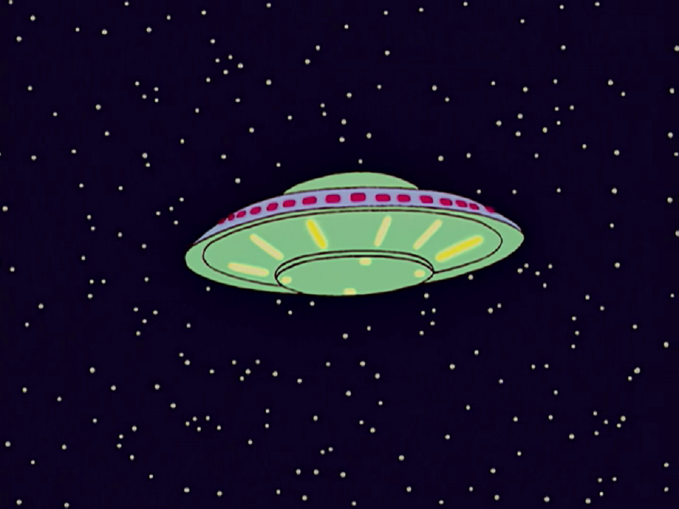UFO - Wikisimpsons, the Simpsons Wiki