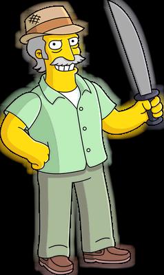 Wheels Mcgrath Wikisimpsons The Simpsons Wiki