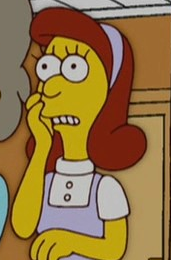 Ms Albright Wikisimpsons The Simpsons Wiki
