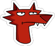 Tapped Out Space Coyote Icon.png