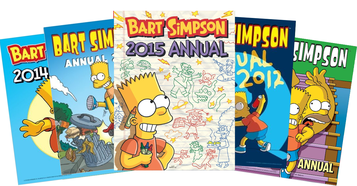 Bart Simpsons Annuals Logo.png