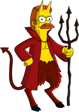 Flanders The Devil