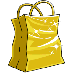 Tapped Out Gold Treat Bag 2.png