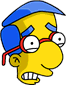 Tapped Out Milhouse Scared Icon.png