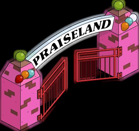 Praiseland Gate.png