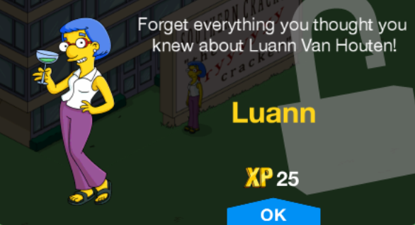 Tapped Out Unlock Luann.png