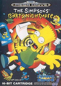 Bart's Nightmare Sega Mega Drive.jpg