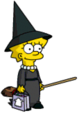 Tapped Out Lisa Trick-or-Treating Costume.png