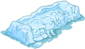Ice Sculpture Couch Gag Scene melted.png