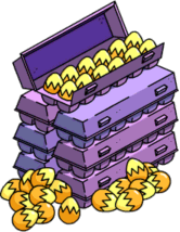 Tapped Out 100 Gold Eggs.png