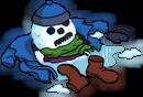 Burns Fever Snowman melted.png