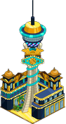 Tapped Out Gold Players Club Tower.png