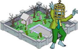 Tapped Out Springfield Cemetery + Zombie.png