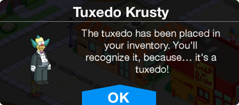 TO Clown in the Dumps Tuxedo Krusty notice.png