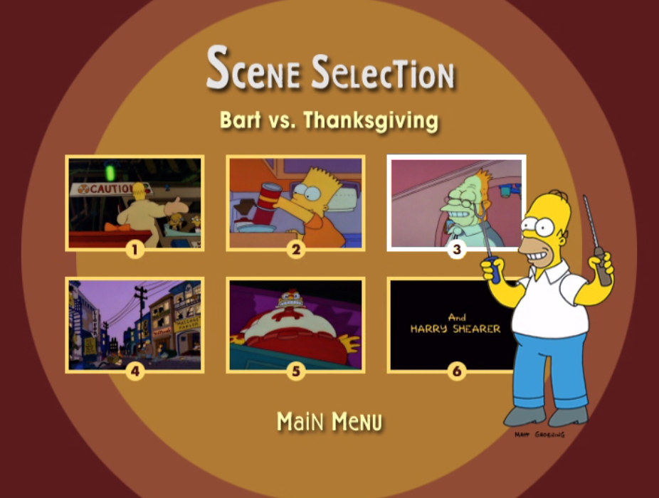 Bart vs. Thanksgiving The Complete Second Season.png