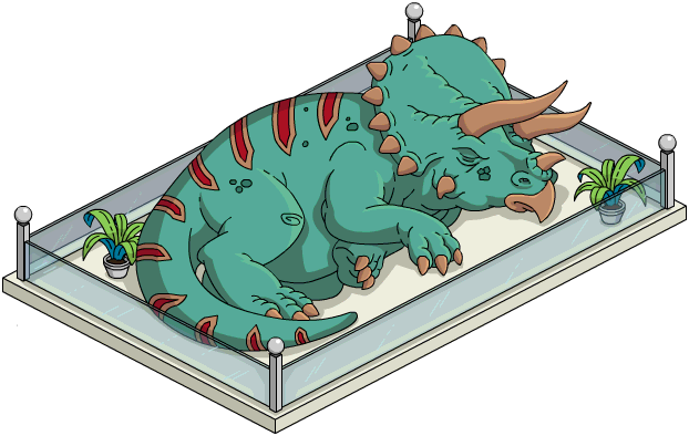Triceratops Statue.png