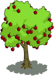 Tapped Out Apple Tree.png